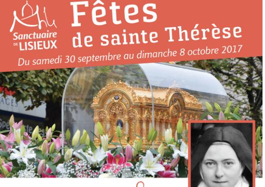 Fêtes de sainte Thérèse à Lisieux, du 30 septembre au 8 octobre