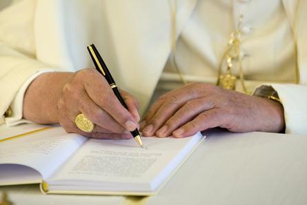 L'encyclique sur la fraternité humaine sera signée à Assise