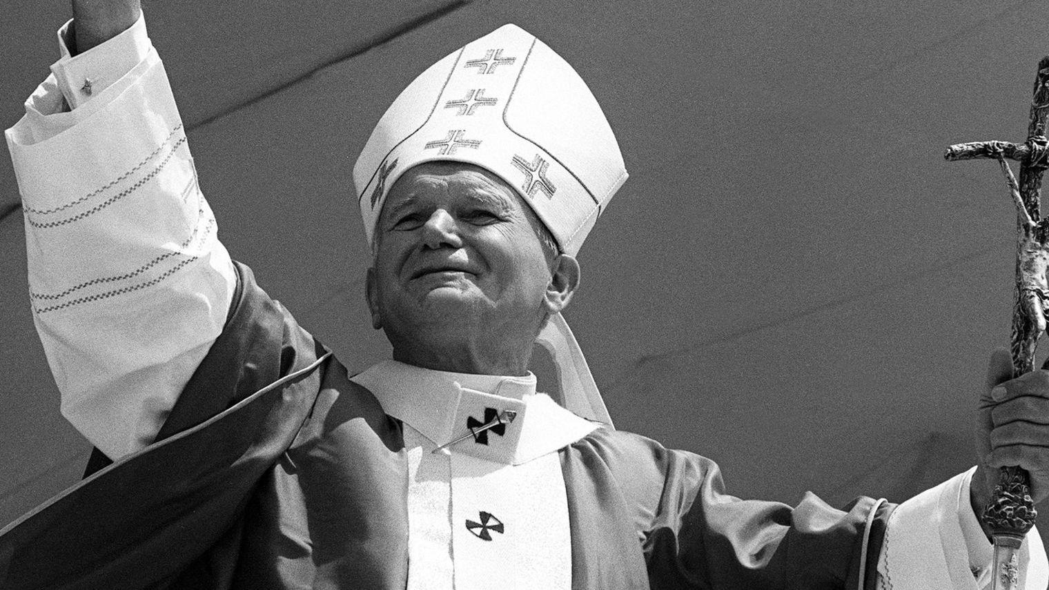 """Jean-Paul II: """"Un avent d'espérance"""""""
