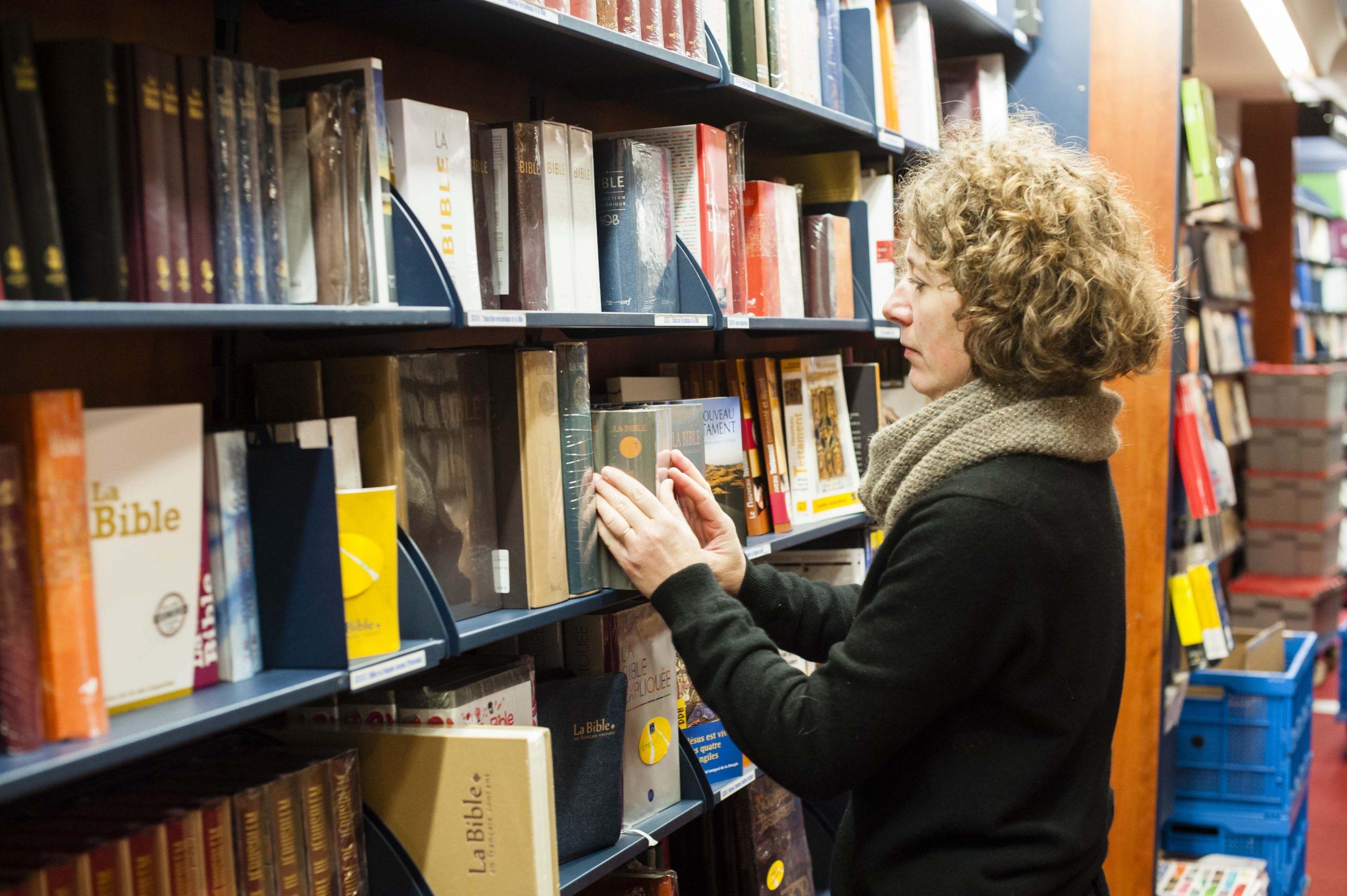 Une nouvelle librairie religieuse ouvre à Orléans