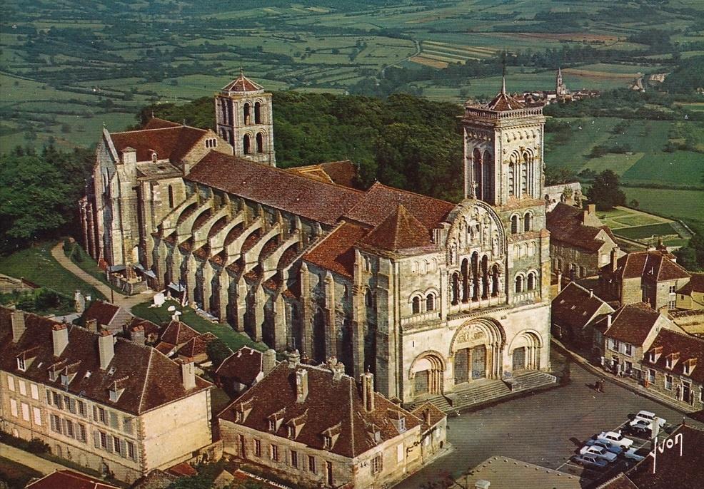 Pèlerinage des pères de famille du 5 au 7 juillet 2019 à Vézelay (89)