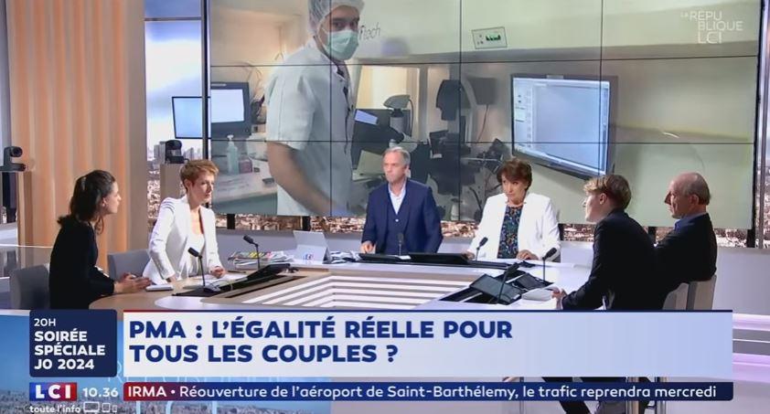 Natacha Polony, Eugénie Bastié – La PMA, il ne s'agit pas d'un droit, revenons au vocabulaire….