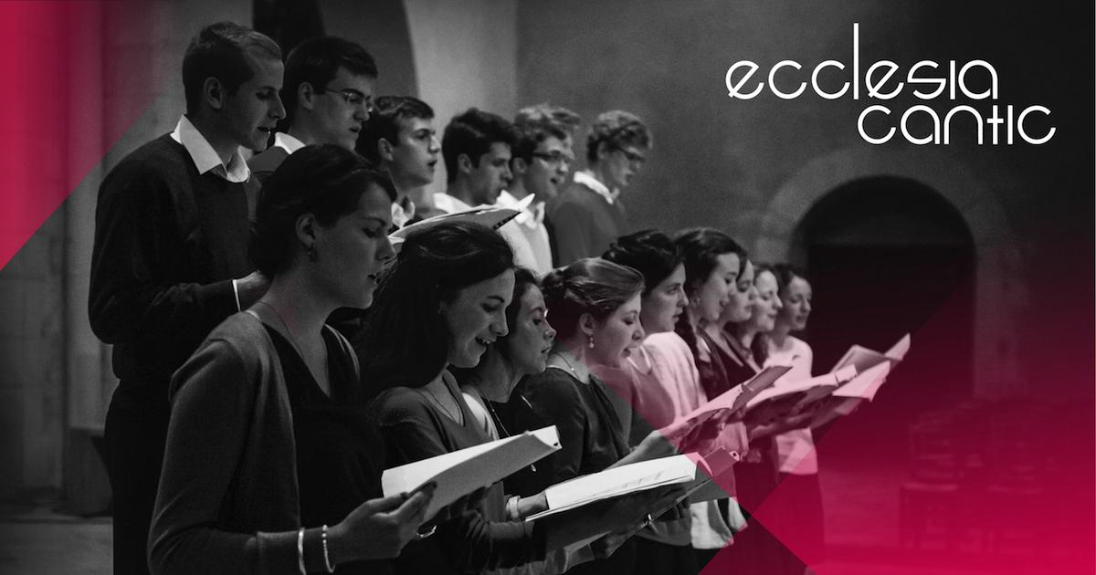 Ecclesia Cantic à Paris les 25 et 26 novembre à Paris
