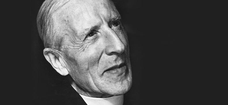Conférence: Teilhard de Chardin – La science et la foi – le 9 novembre à Mazan (84)