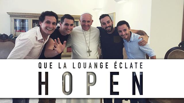OMG et Hopen en concert dans le diocèse de Saint-Claude