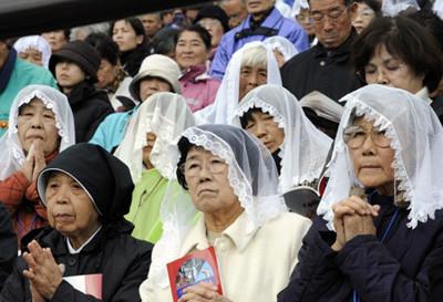 Entretien avec le Préfet de la Congrégation pour l'Evangélisation des Peuples à propos de l'avenir de la mission au Japon.