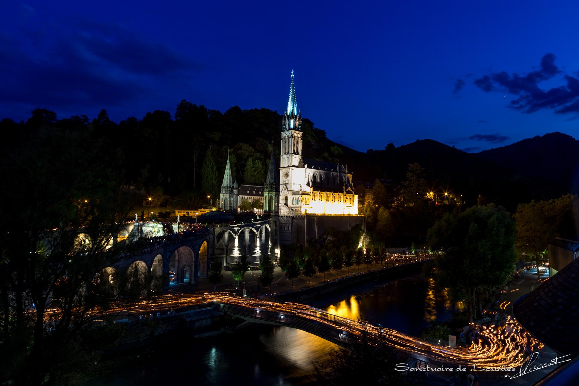 Appel aux dons pour le sanctuaire Notre-Dame de Lourdes