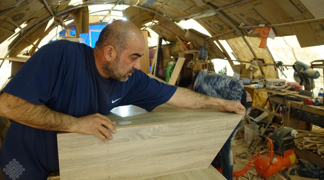 La relance économique de la plaine de Ninive a commencé! – Appel aux dons par Fraternité en Irak