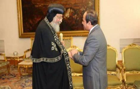 Egypte – Des chefs d'Eglises favorables à un second mandat du président al-Sissi