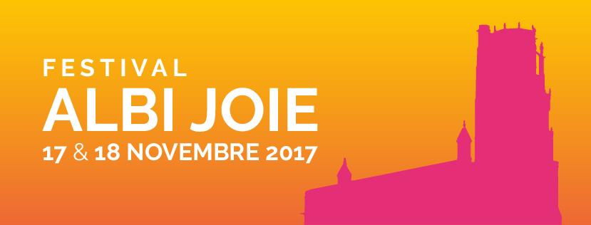 Festival Albi Joie les 17 et 18 novembre 2017 à Albi