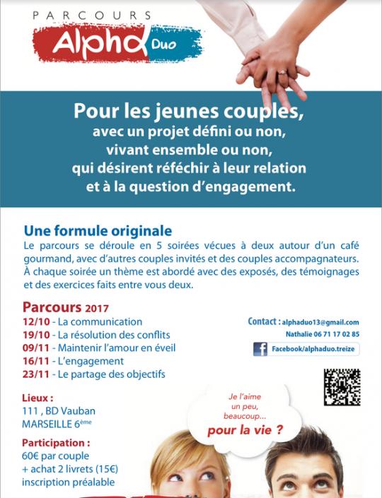 Job rencontres marseille / octobre