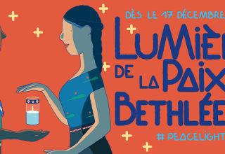 Lumière de Bethléem 2017: outils d'animation