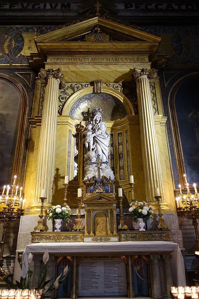 Journée mariale à la basilique Notre-Dame des Victoires à Paris – 7 octobre