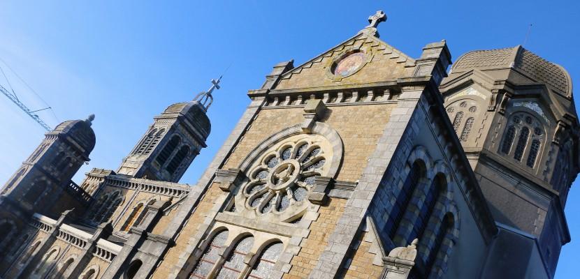 Menacée d'effondrement l'église Saint-Paul de Granville va être désaffectée