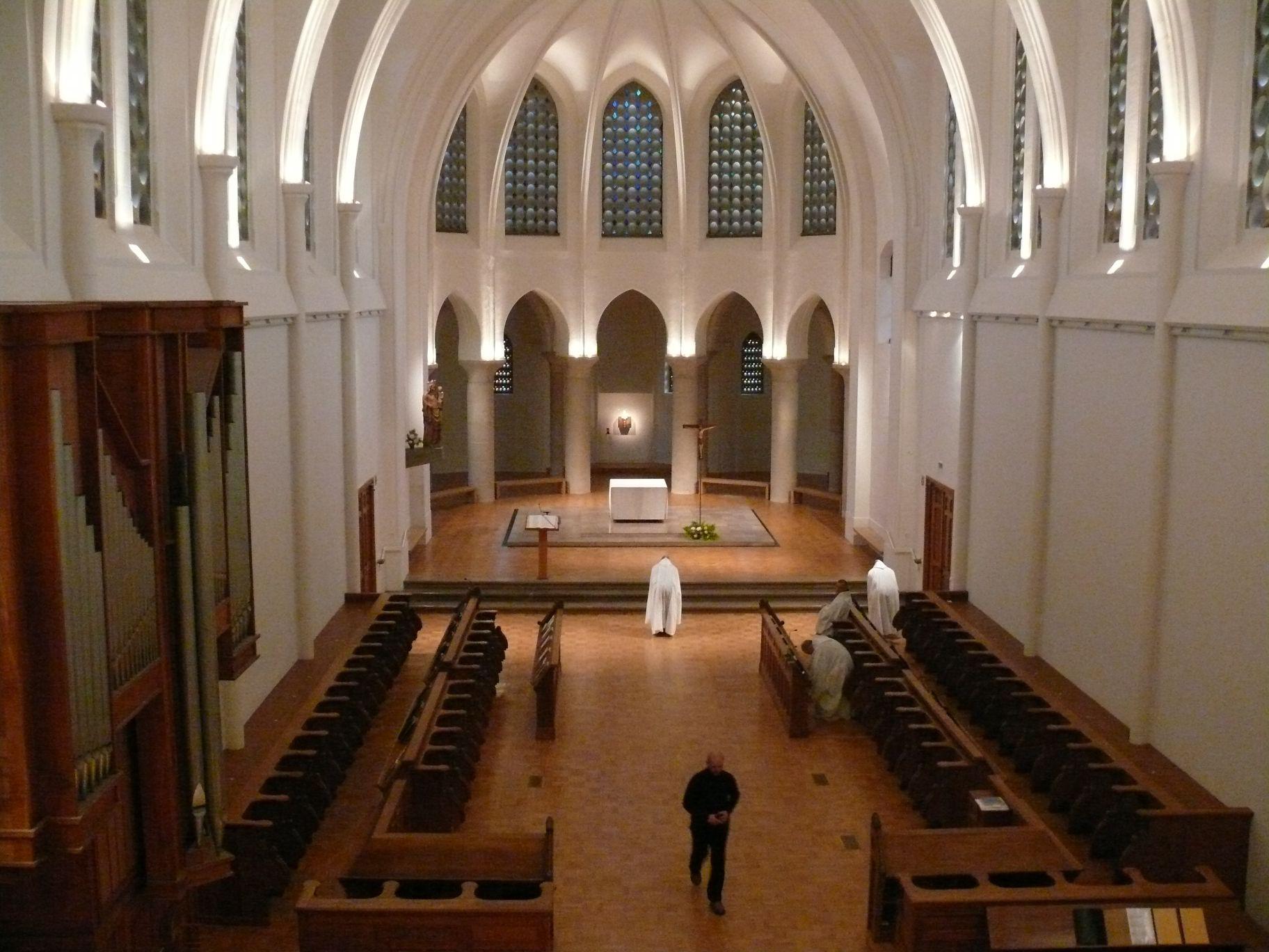 Récollection Communion Notre-Dame de l'Alliance – 21-22 octobre à Godewaersvelde