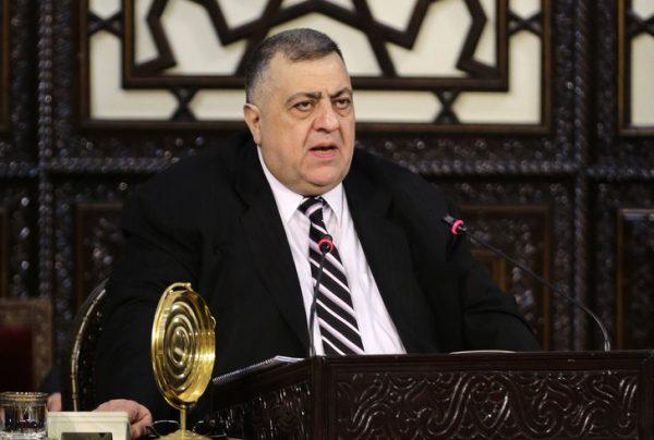 Syrie - Un chrétien préside le Parlement
