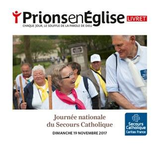 Journée nationale du Secours Catholique  dans le diocèse de Sens & Auxerre le 19 novembre
