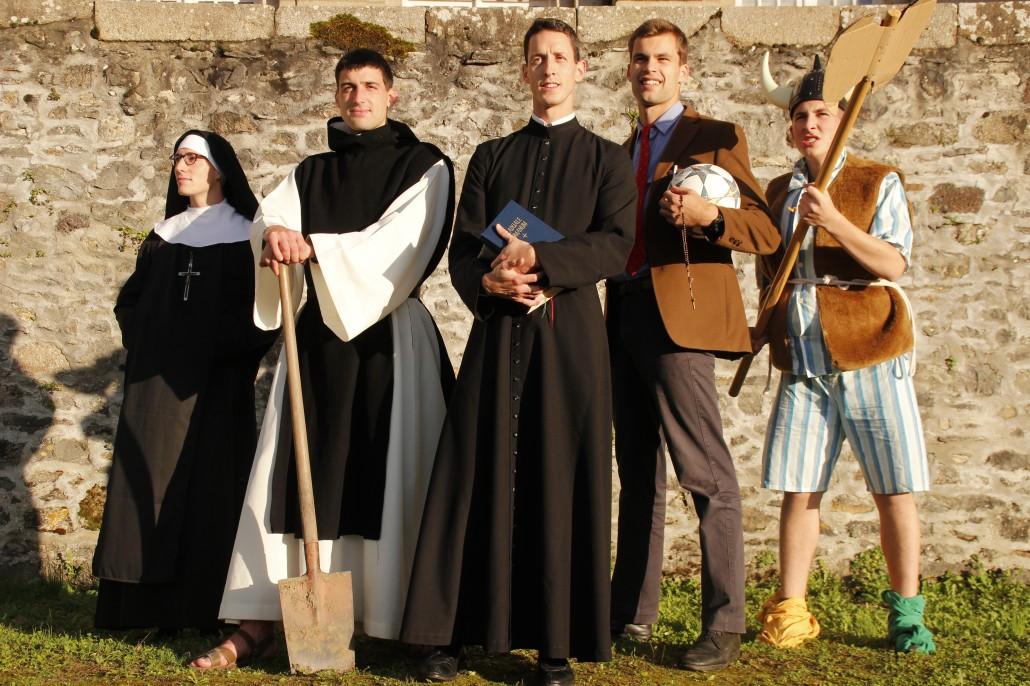 Rencontre Vocations – diocèse de Savoie – première rencontre le 15 octobre