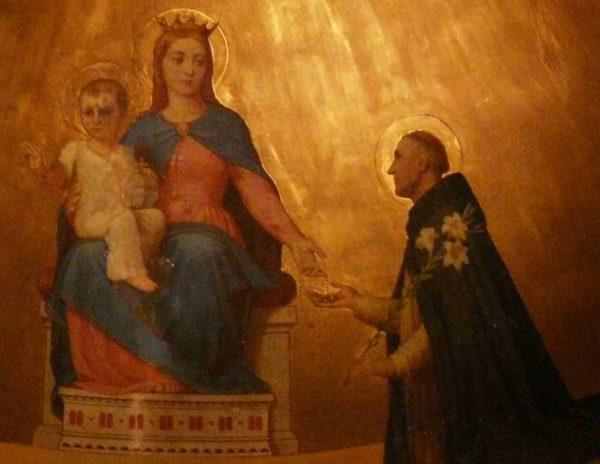 Spécial mois du rosaire - La communion réparatrice des premiers samedis du mois