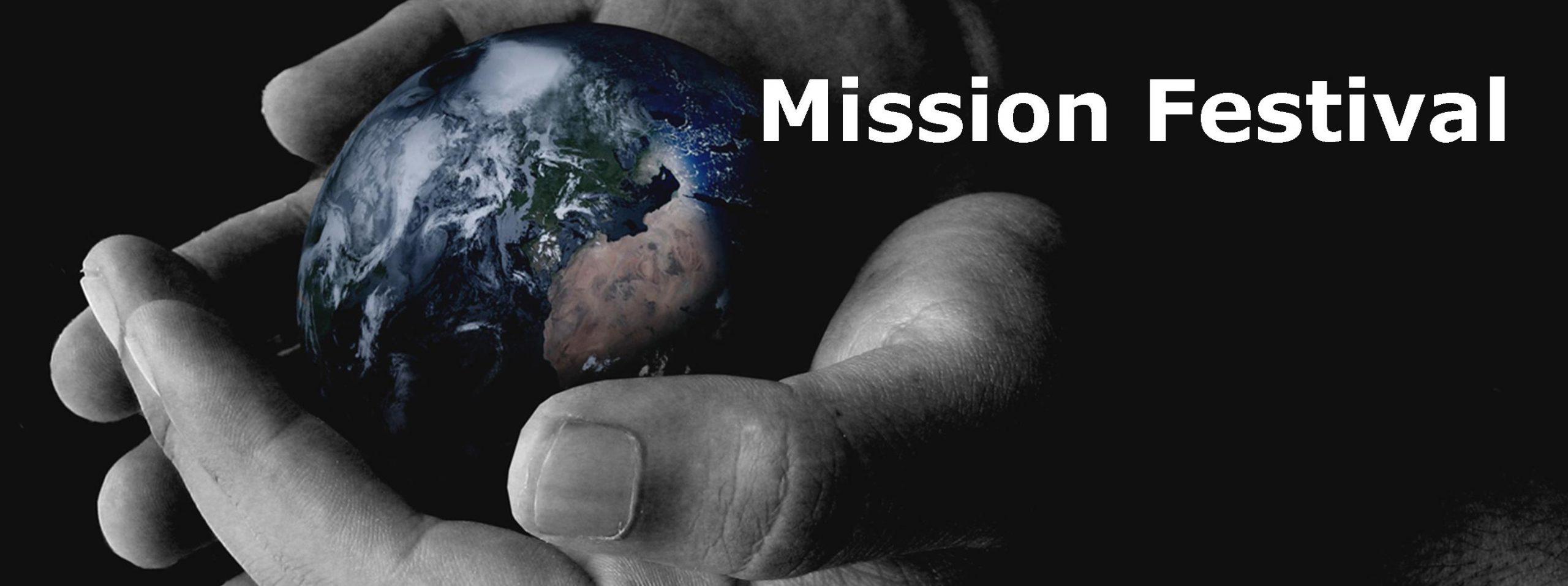 Vers l'ouverture du Festival de la Mission