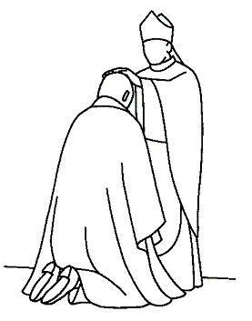 Ordination diaconale à Tours le 21 octobre