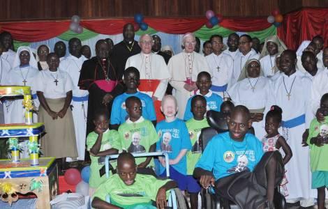 A l'exemple des Martyrs ougandais, renouveler l'engagement à agir selon notre foi