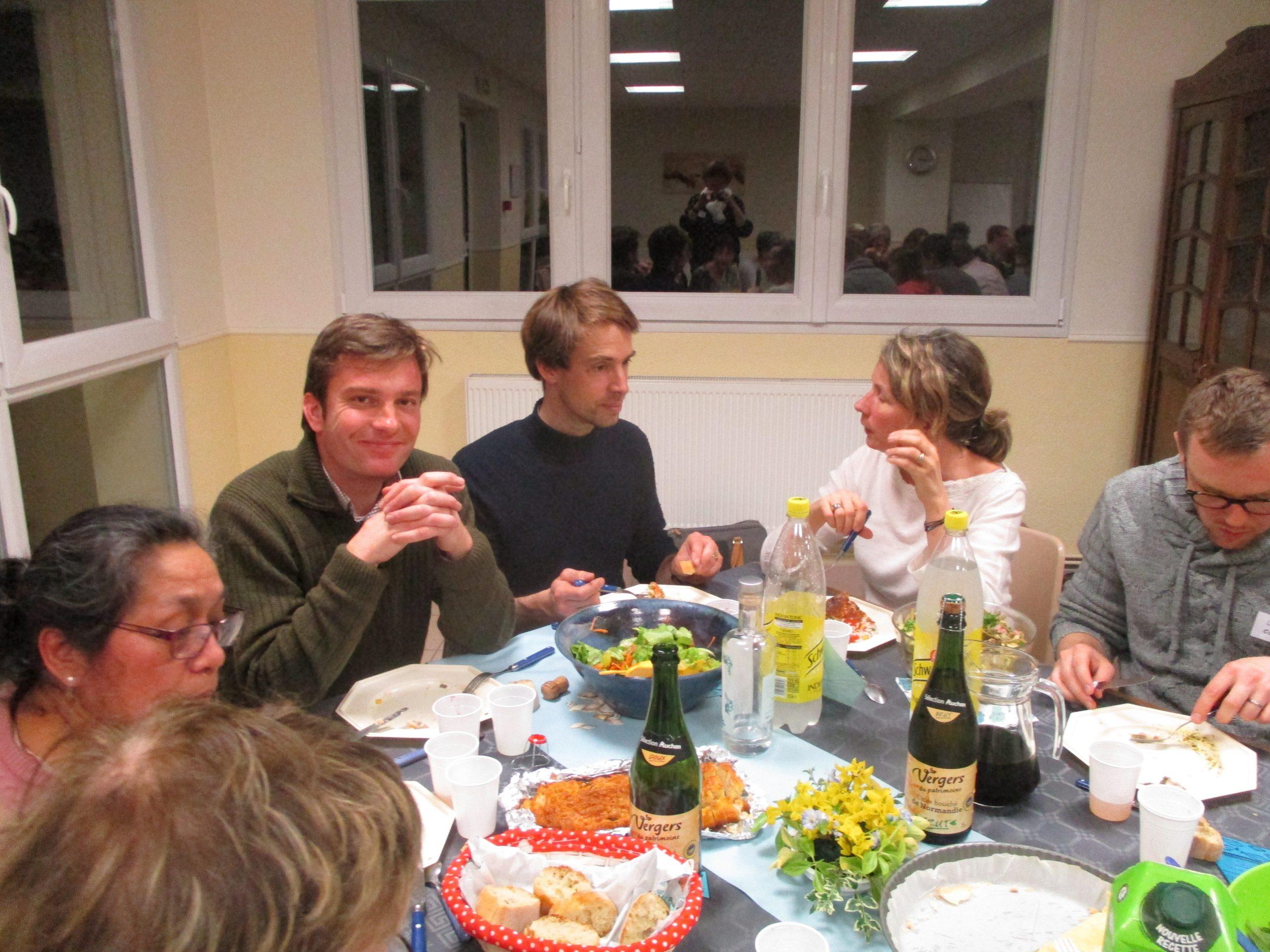 Nouveau parcours ALPHA à Amiens – première rencontre le 13 novembre