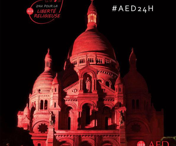 Liberté Religieuse – Montmartre sera rouge le 12 Octobre