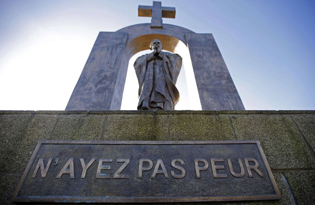 Jean-Paul II-  La démocratie sans valeurs se transforme en totalitarisme