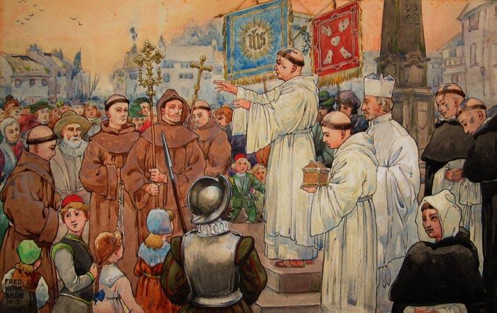 Les prochains pèlerinages proposés par le service diocésain du diocèse de Gap et Embruns (05)