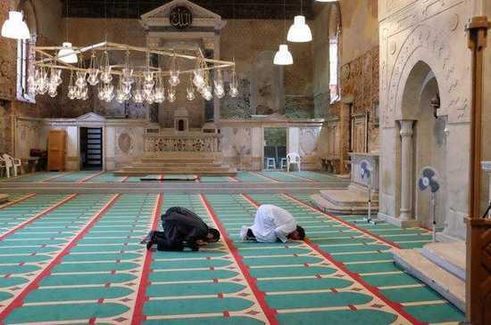 Ces églises qui deviennent des mosquées