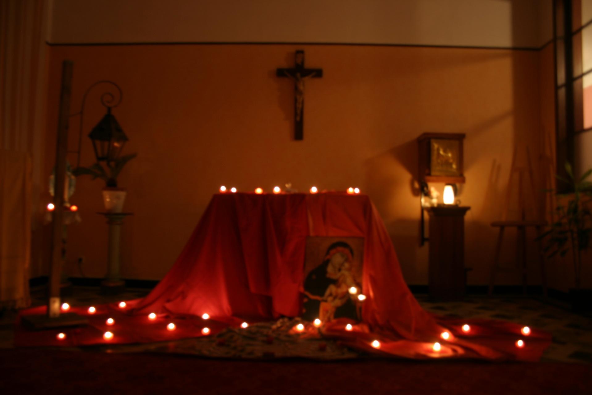 Veillée de Miséricorde – Paroisse St Cléophas St Jacques – Eglise St Cléophas à Montpellier