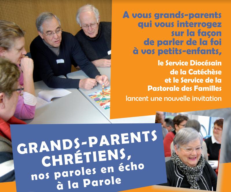8 décembre 2017: Journée des grands-parents à Nantes (44)