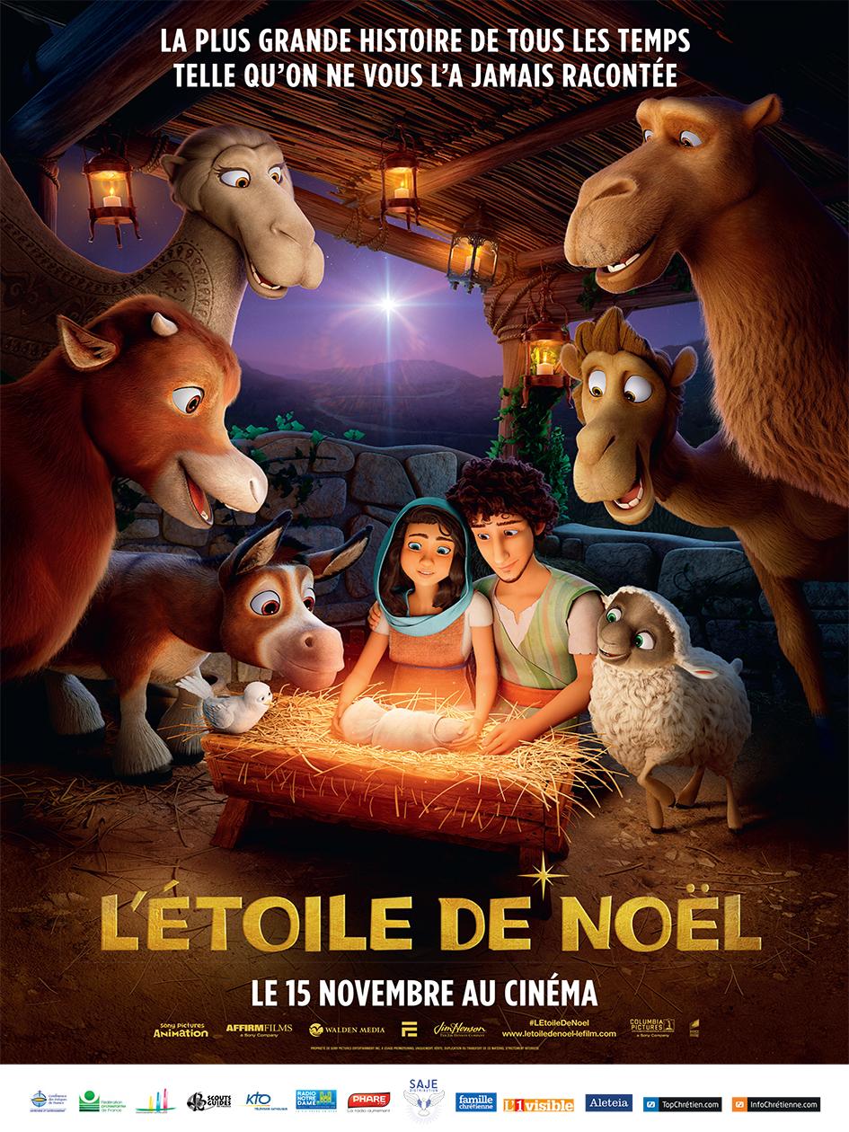 L'étoile de Noël – film d'animation