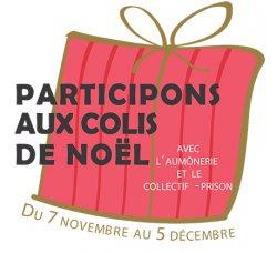 S'associer au Noël à la prison – Angoulême (16) du 7 novembre au 5 décembre