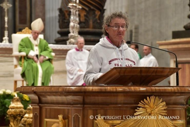 Dieu nous responsabilise; ne pas faire le mal ne suffit pas, rappelle le pape