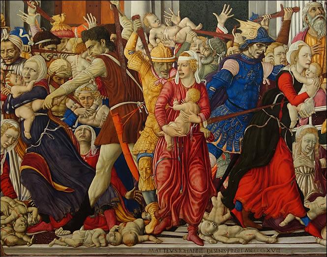 Que sonnent les cloches de nos églises! – Saints Innocents le 28 décembre