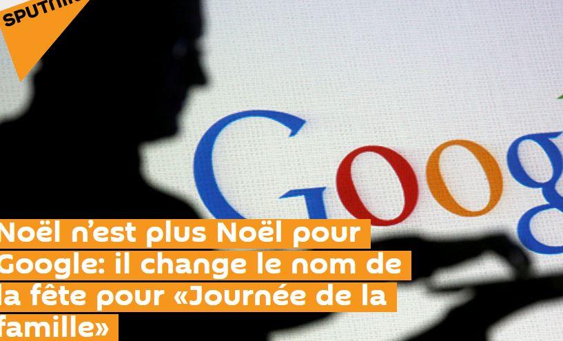 Google veut éradiquer Noël du Net