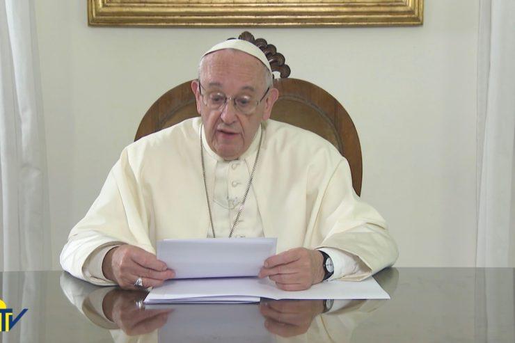 Avril 2018 – L'intention de prière du Pape pour les responsables des affaires économiques
