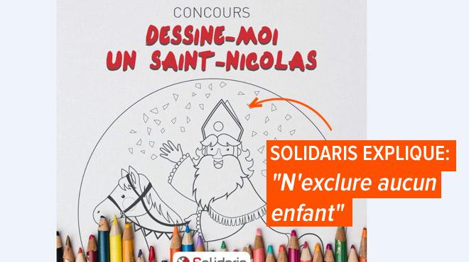 Saint Nicolas perd sa croix – Quand la cruxophobie atteint la Belgique