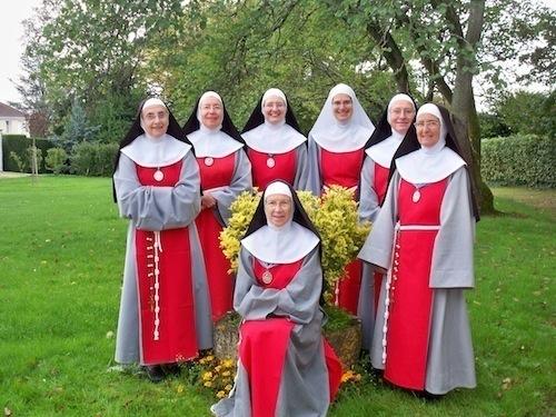 Vente de Noël au monastère de Saint Doulchard (18) du 23 au 25 novembre