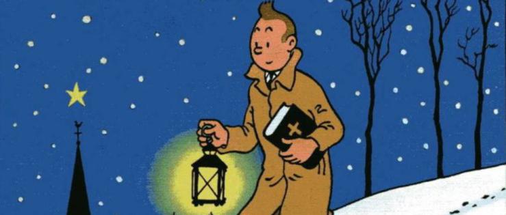 Spirou, Tintin: une littérature catholique? Conférence à Lyon (69) le 16 novembre