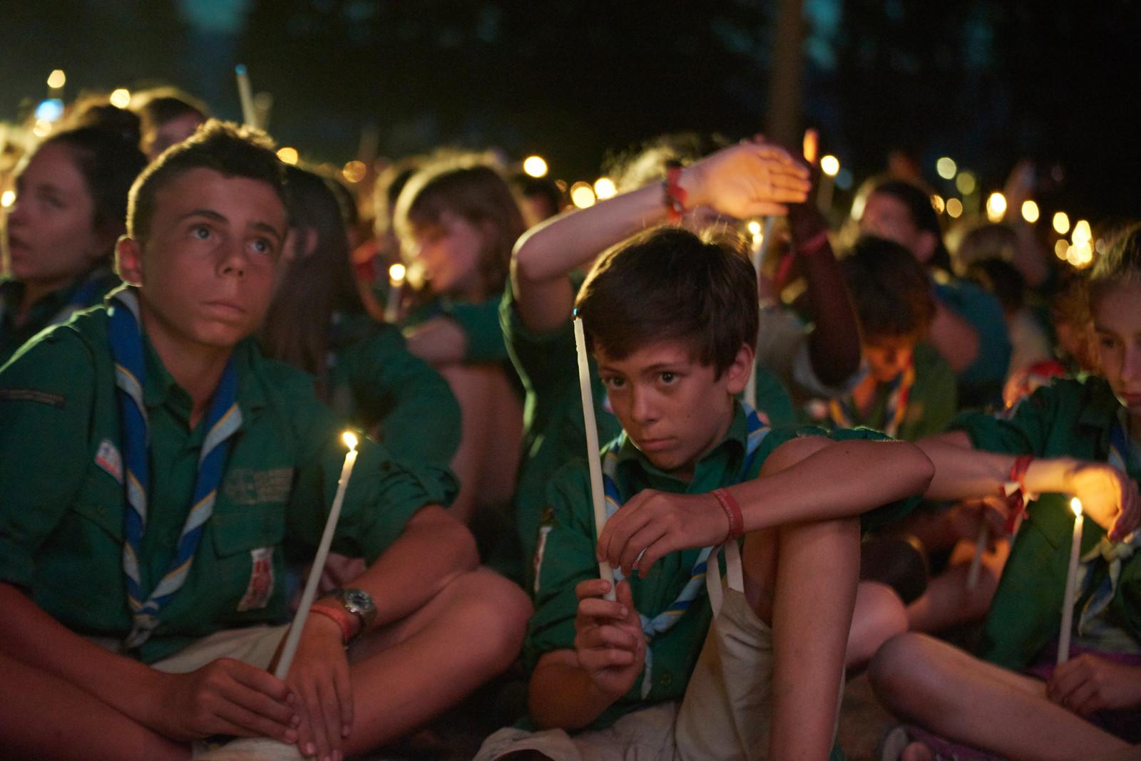 Les veillées pour la vie lancent un appel aux scouts, guides et routiers