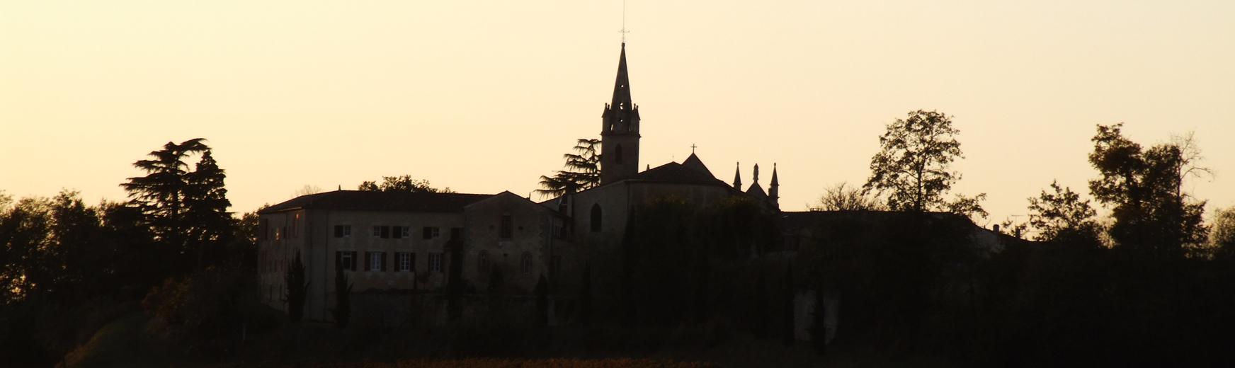 Nuit d'adoration au monastère du Broussey (33) Vendredi 8 (19h) au samedi 9 décembre (9h)