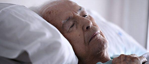 La plupart des patients ne souffrent pas en fin de vie