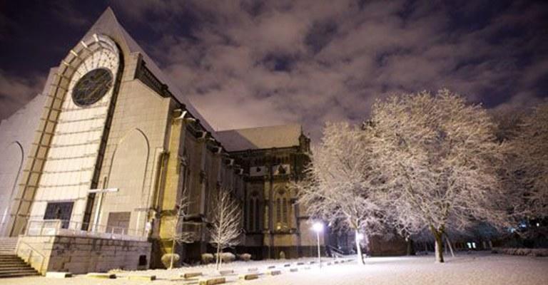 Les nocturnes de la Cathédrale de Lille (59), jusqu'au 5 janvier