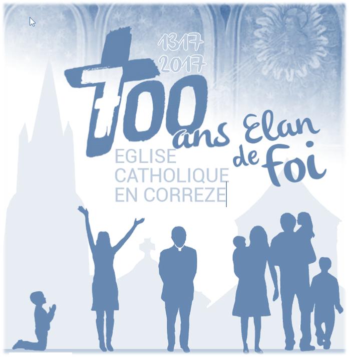 Elan missionnaire dans le cadre du jubilé du diocèse de Tulle: un modèle à dupliquer dans nos campagnes