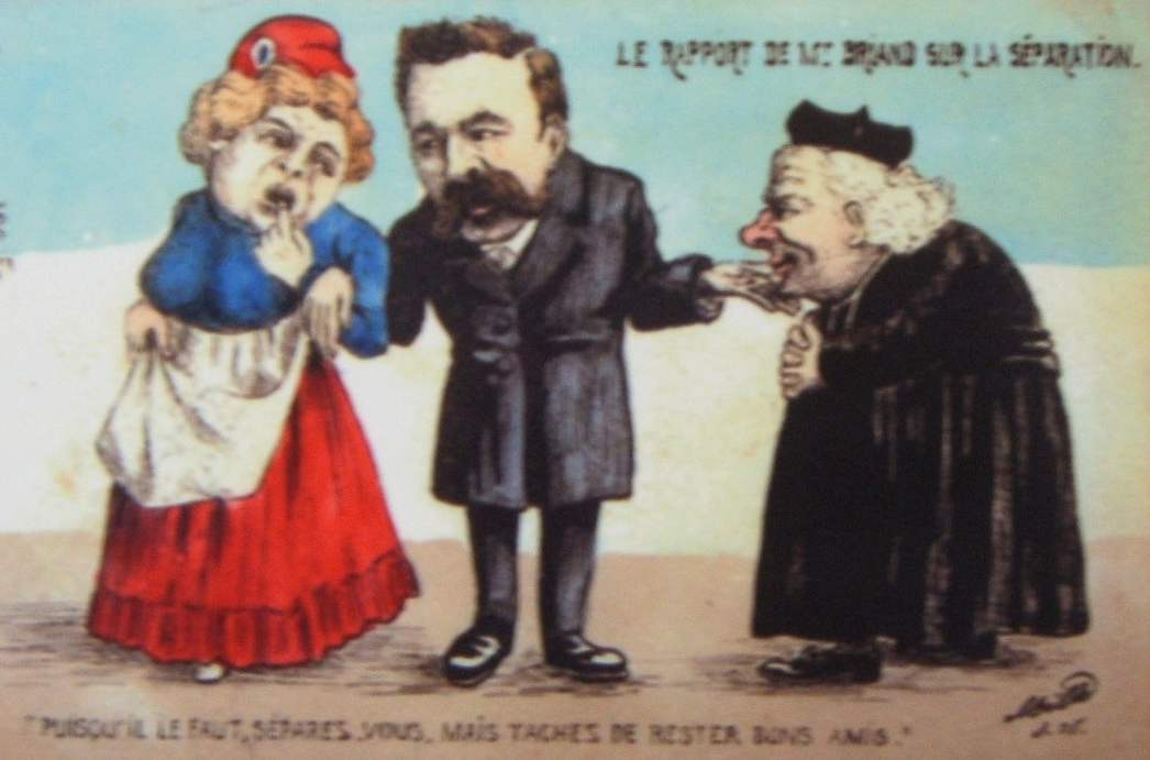 Une révision de la loi de 1905 proposée aux responsables du culte