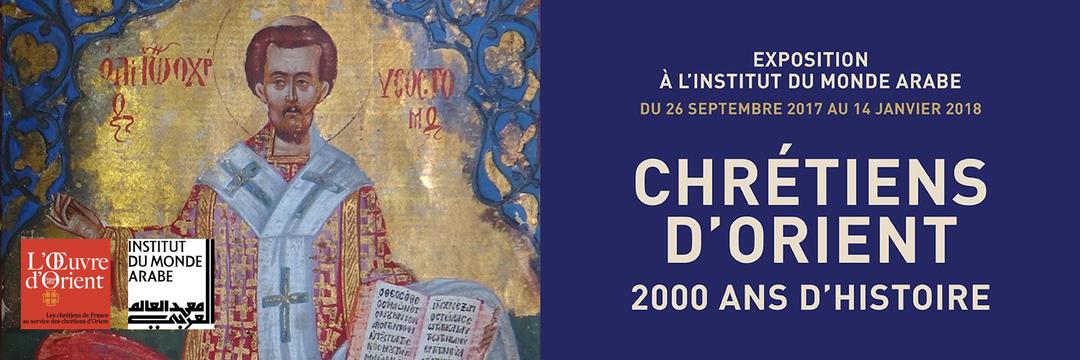 Conférence de Mgr Gollnisch sur les Chrétiens d'Orient le 14 décembre à Paris