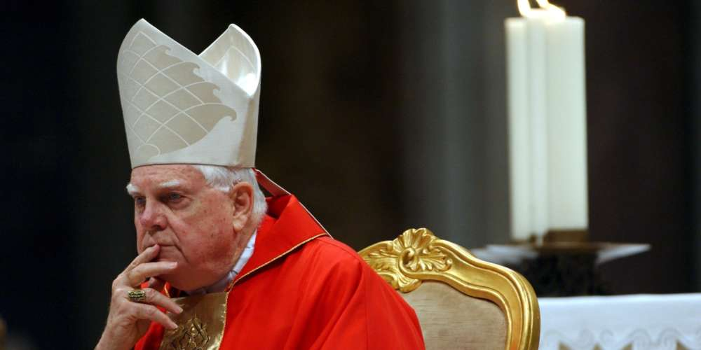 Décès du cardinal Bernard Law